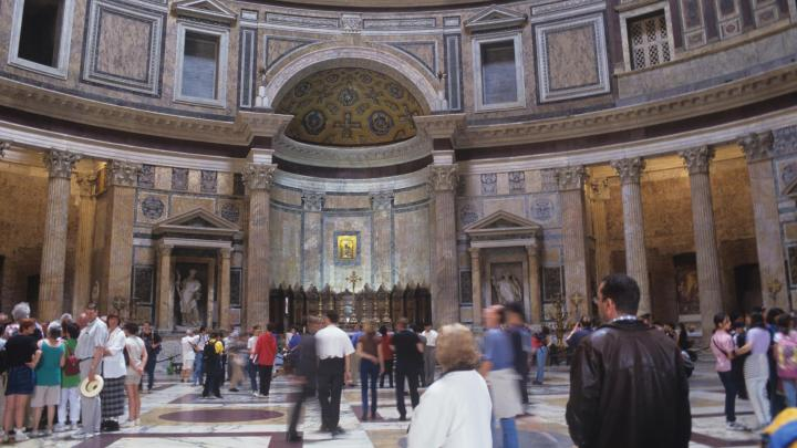 Encuentra el mejor lugar para la cultura en Roma