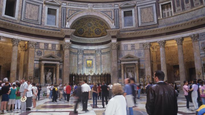 Find the best culture in Rome