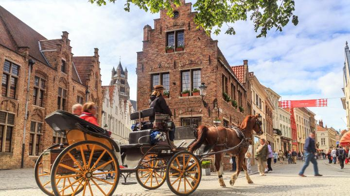 Find the best romance in Bruges