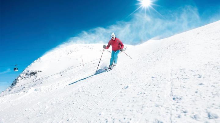Find the best downhill skiing in Zermatt