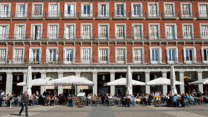 Find the best culture in Madrid