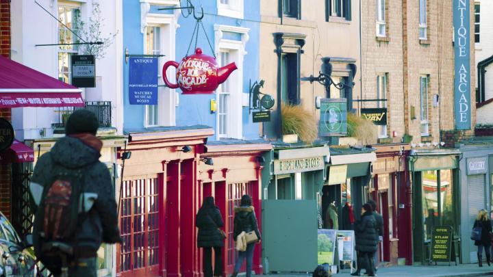 Encuentra el mejor lugar para los mercados en Londres