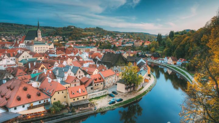 Encuentra el mejor lugar para los lugares Patrimonio de la UNESCO en Český Krumlov