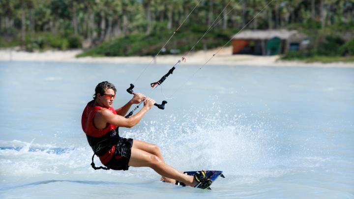 Encuentra el mejor lugar para el kitesurf en Jericoacoara