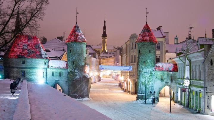 Encuentra el mejor lugar para visitar el centro histórico en Tallin