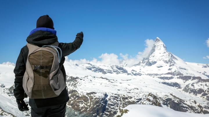 Encuentra el mejor lugar para el montañismo en Zermatt