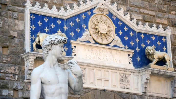 Encuentra el mejor lugar para el arte en Florencia