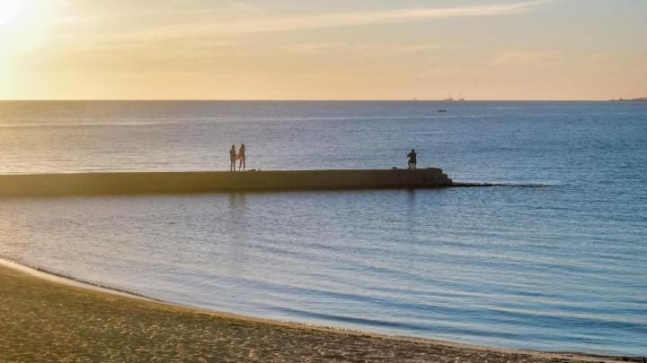 Find the best tranquillity in Montevideo