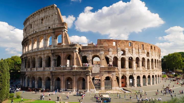 Encuentra el mejor lugar para la historia en Roma