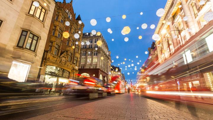 Encuentra el mejor lugar para comprar ropa en Londres