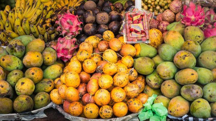 Encuentra el mejor lugar para comprar comida en Bandung