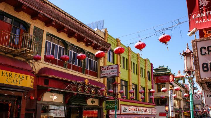 Encuentra el mejor lugar para Chinatown en San Francisco
