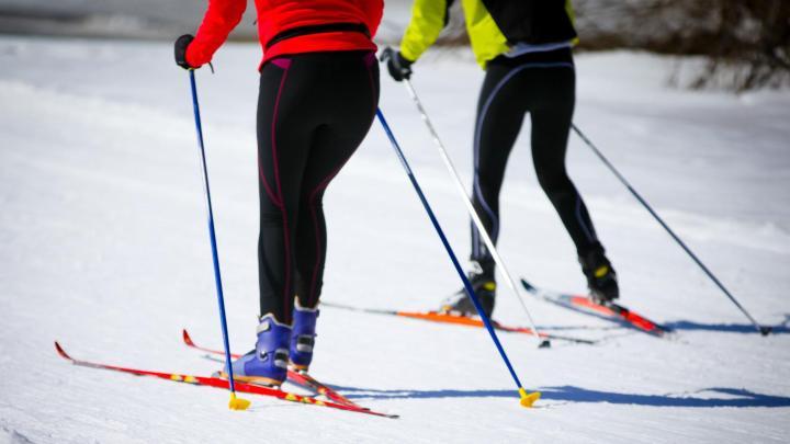 Encuentra el mejor lugar para el esquí de fondo en Saariselkä