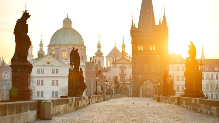 Encuentra el mejor lugar para los monumentos en Praga
