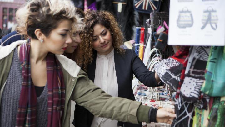 Encuentra el mejor lugar para los mercadillos en Londres