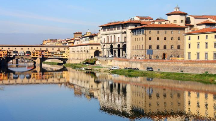 Encuentra el mejor lugar para las galerías en Florencia