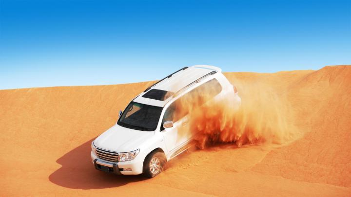 Encuentra el mejor lugar para el desierto en Dubái