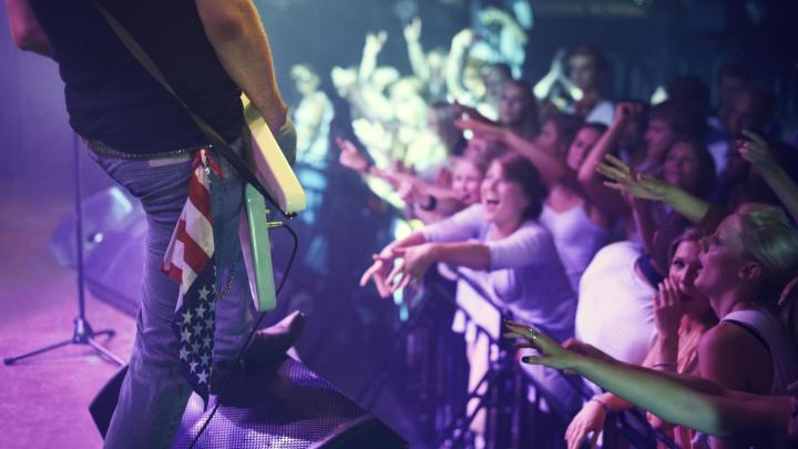 Encuentra el mejor lugar para la música en directo en Nashville
