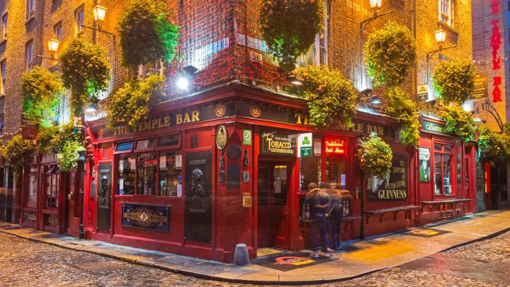 Encuentra el mejor lugar para la música en directo en Dublín