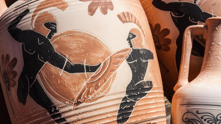 Encuentra el mejor lugar para la mitología en Atenas