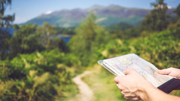 Encuentra el mejor lugar para pasear por senderos en Keswick