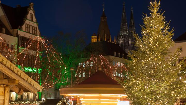 Encuentra el mejor lugar para los mercadillos navideños en Colonia