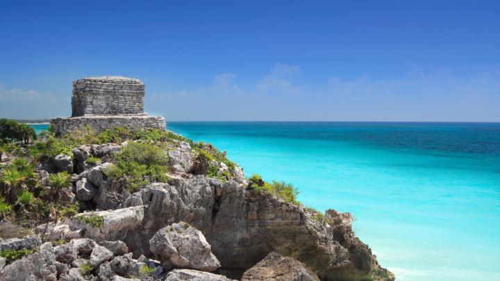Encuentra el mejor lugar para las ruinas mayas en Tulum