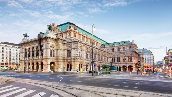 Encuentra el mejor lugar para la ópera en Viena