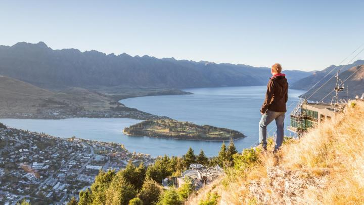 Find the best scenery in Queenstown