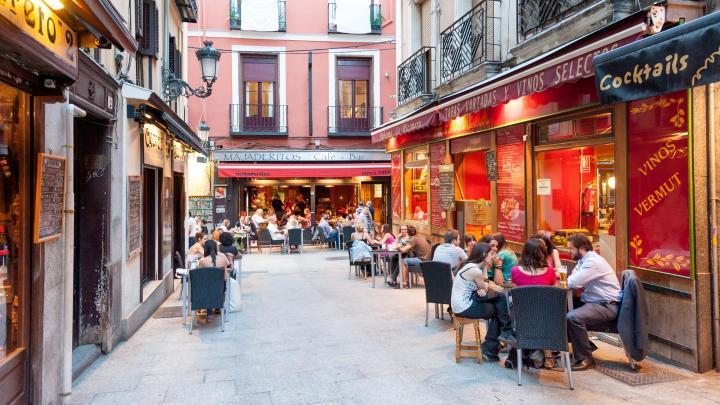 Encuentra el mejor lugar para el buen ambiente en Madrid