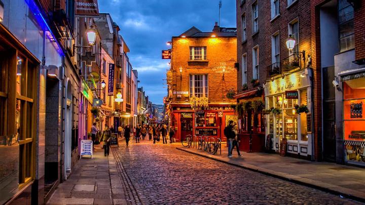 Encuentra el mejor lugar para las sensaciones en Dublín