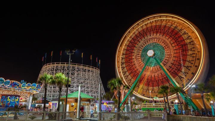 Encuentra el mejor lugar para las playas familiares en Myrtle Beach