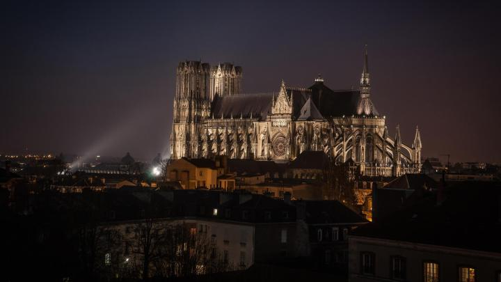 Encuentra el mejor lugar para las catedrales en Reims
