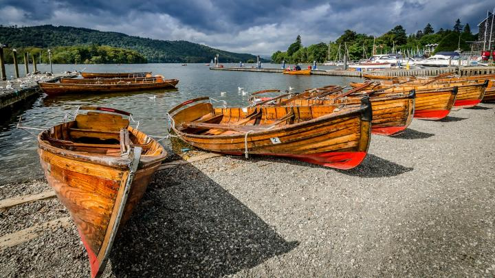 Encuentra el mejor lugar para navegar en barco en Bowness-on-Windermere
