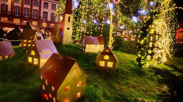 Encuentra el mejor lugar para los mercadillos navideños en Estrasburgo