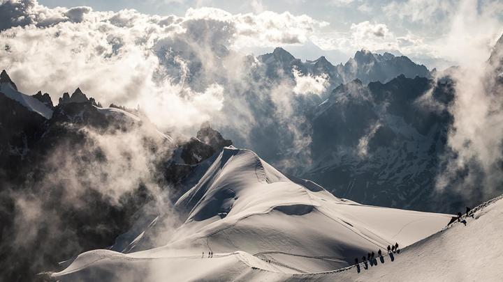 Encuentra el mejor lugar para la montaña en Chamonix Mont Blanc