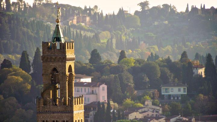 Encuentra el mejor lugar para la historia en Florencia
