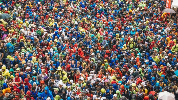 Encuentra el mejor lugar para salir a correr en Chamonix Mont Blanc