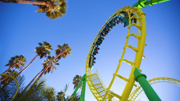 Encuentra el mejor lugar para los parques temáticos en Anaheim