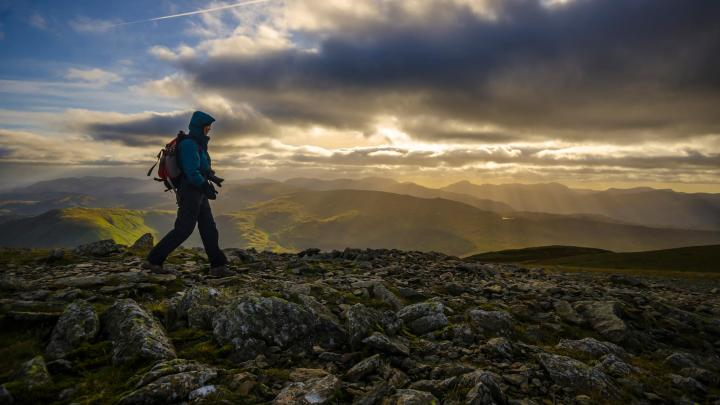 Find the best walking in Keswick