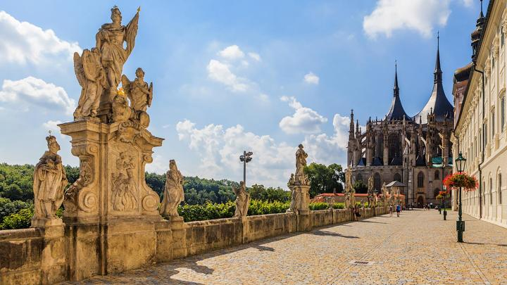 Encuentra el mejor lugar para los lugares Patrimonio de la UNESCO en Kutná Hora