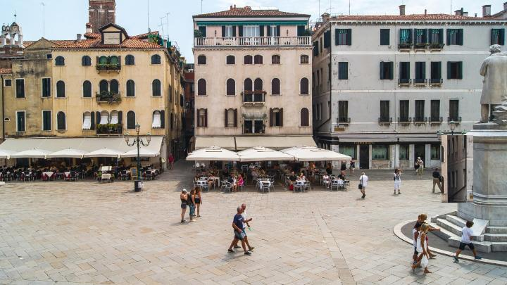 Find the best walking in Venice