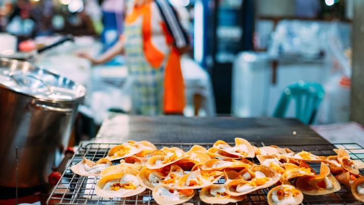 Find The Best Halal Food In Ao Nang Beach
