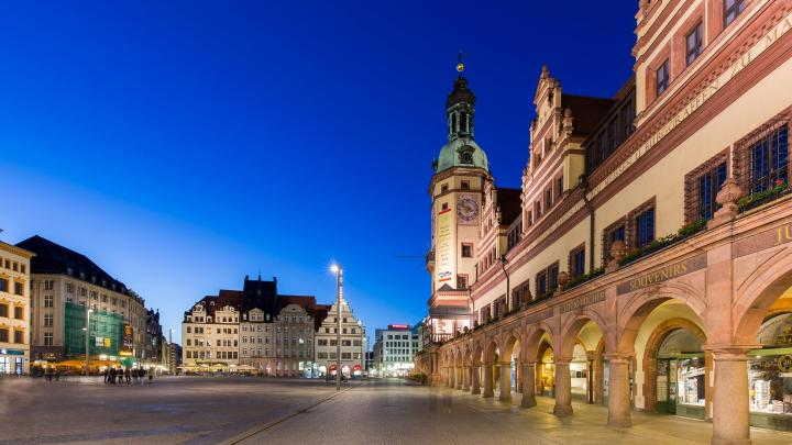 Find the best city trips in Leipzig