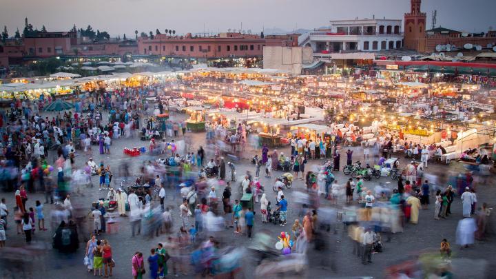 Encuentra el mejor lugar para la cultura alternativa en Marrakech