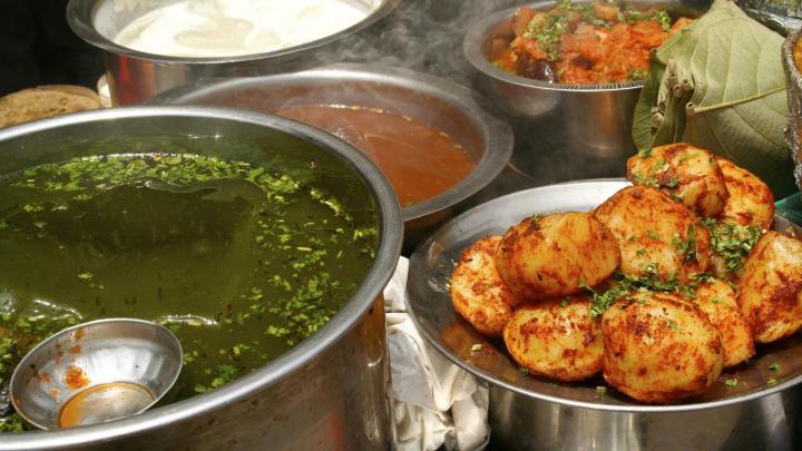 Encuentra el mejor lugar para la comida rápida en Nueva Delhi