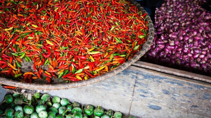Encuentra el mejor lugar para comprar comida en Semarang
