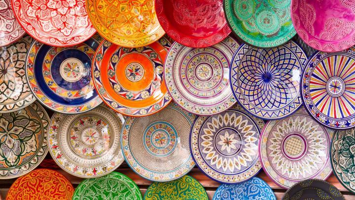 Encuentra el mejor lugar para la compra de obras de arte en Marrakech