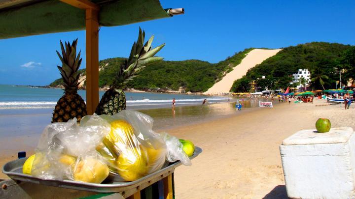 Encuentra el mejor lugar para la comida sana en Natal