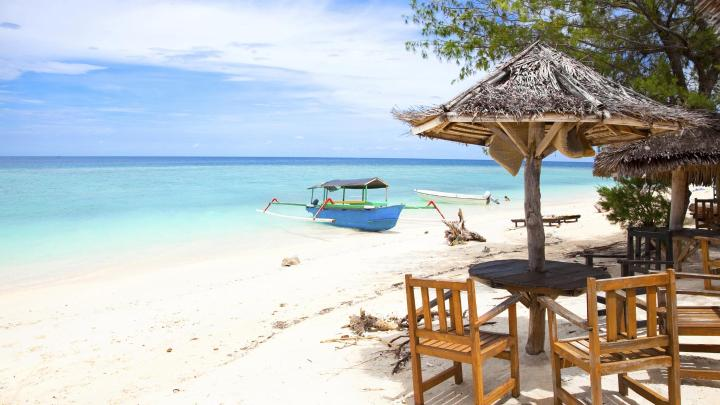 Find the best relaxation in Gili Trawangan